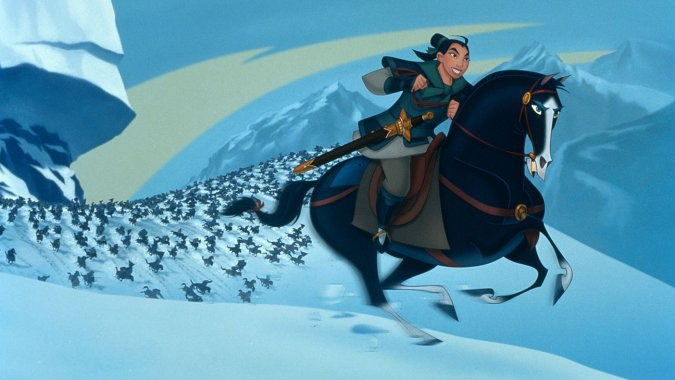 """""""Hoa Mộc Lan"""" sẽ là bộ phim mới nhất của Disney được chuyển thể"""