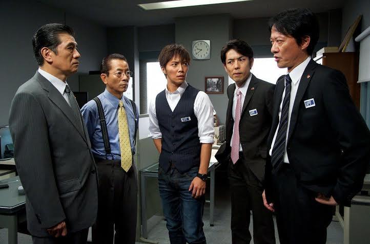 Đội điều tra số 1 luôn đối đầu với đội đặc nhiệm trong quá trình điều tra phá án