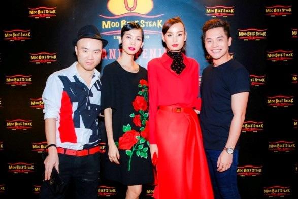Và những gương mặt nổi tiếng làng thời trang VN – Đỗ Mạnh Cường, Nam Trung