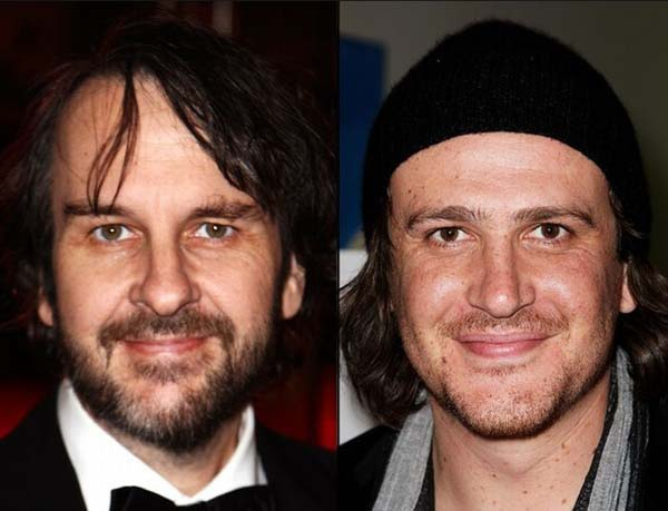 Peter Jackson & Jason Segel