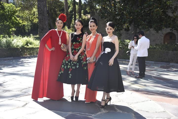 Linh Nga và dàn người đẹp Việt - những người thân thiết với Đỗ Mạnh Cường đã nhiều năm