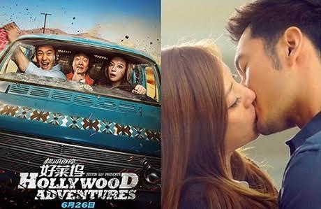Nụ hôn nồng nàn của cả hai trong phim mới