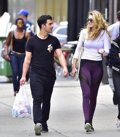 Mới đây Gigi đã dính tin đồn tình cảm với Joe Jonas