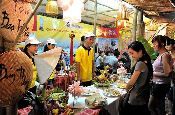 Những điểm giải trí cuối tuần tại Hà Nội