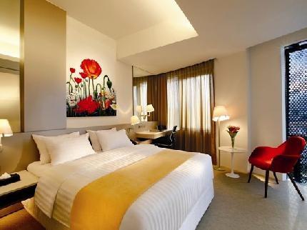 Thiết kế ấm cúng của Wangz Hotel sẽ mang đến cho du khách cảm giác thoải mái như đang ở nhà