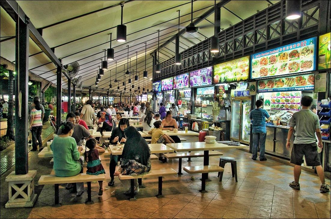 Hãy tự thưởng cho mình một bữa no nê theo cách thật Singapore!