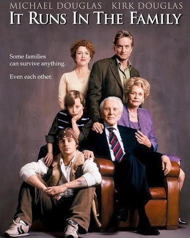 Đại gia đình xuất hiện trong bộ phim It Runs In the Family