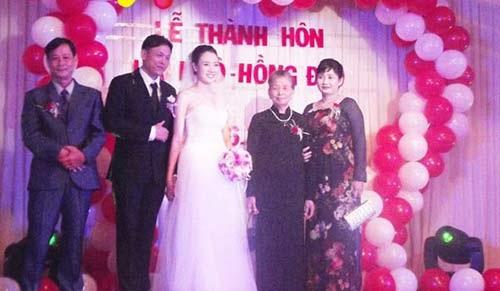Đám cưới của đạo diễn nổi tiếng diễn ra bí mật