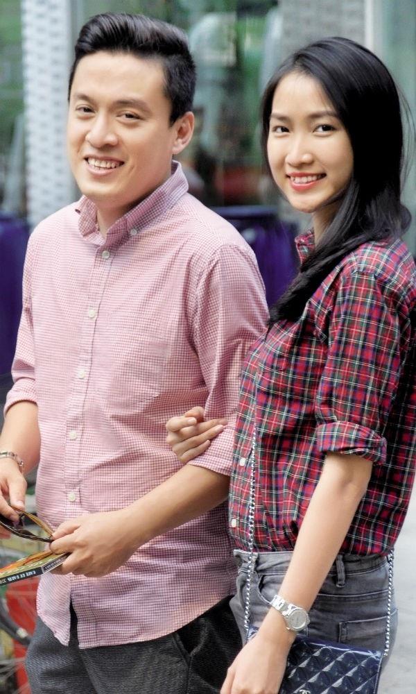 Lam Trường và người vợ mới cưới - Yến Phương