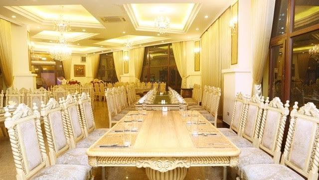 Sảnh tiệc nhà hàng Lã Vọng
