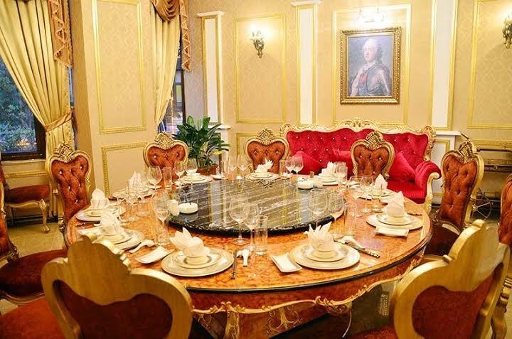 Không gian phòng VIP nhà hàng