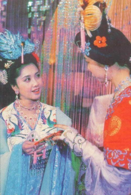 Nàng Tây Lương nữ Vương của Chu Lâm đã trở thành kinh điển