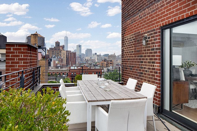 Ngắm căn hộ 4,5 triệu đô la của Julia Roberts
