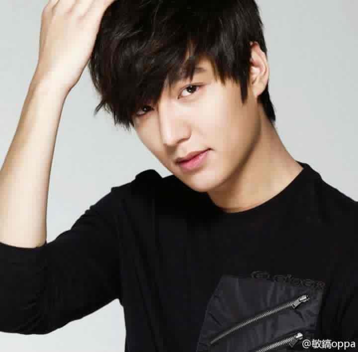 Chàng đẹp trai Lee Min Ho...