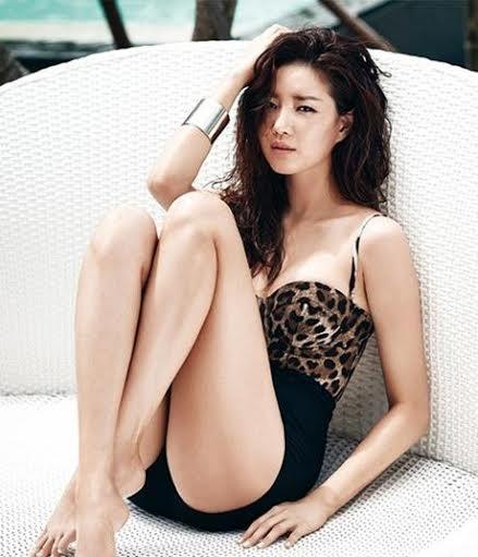 Kim Sa Rang tiết lộ về bí quyết giữ dáng