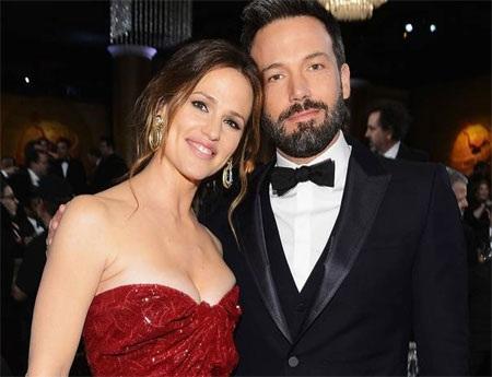 Ben Affleck và Jennifer Garner chia tay sau 10 năm chung sống