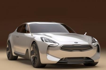 Xe Kia GT Concept
