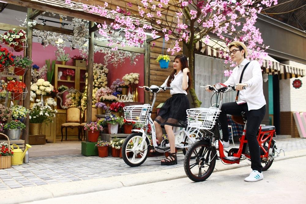 Xe điện HKbike được đầu tư kỹ lưỡng với nhiều tính ưu việt vượt trội.