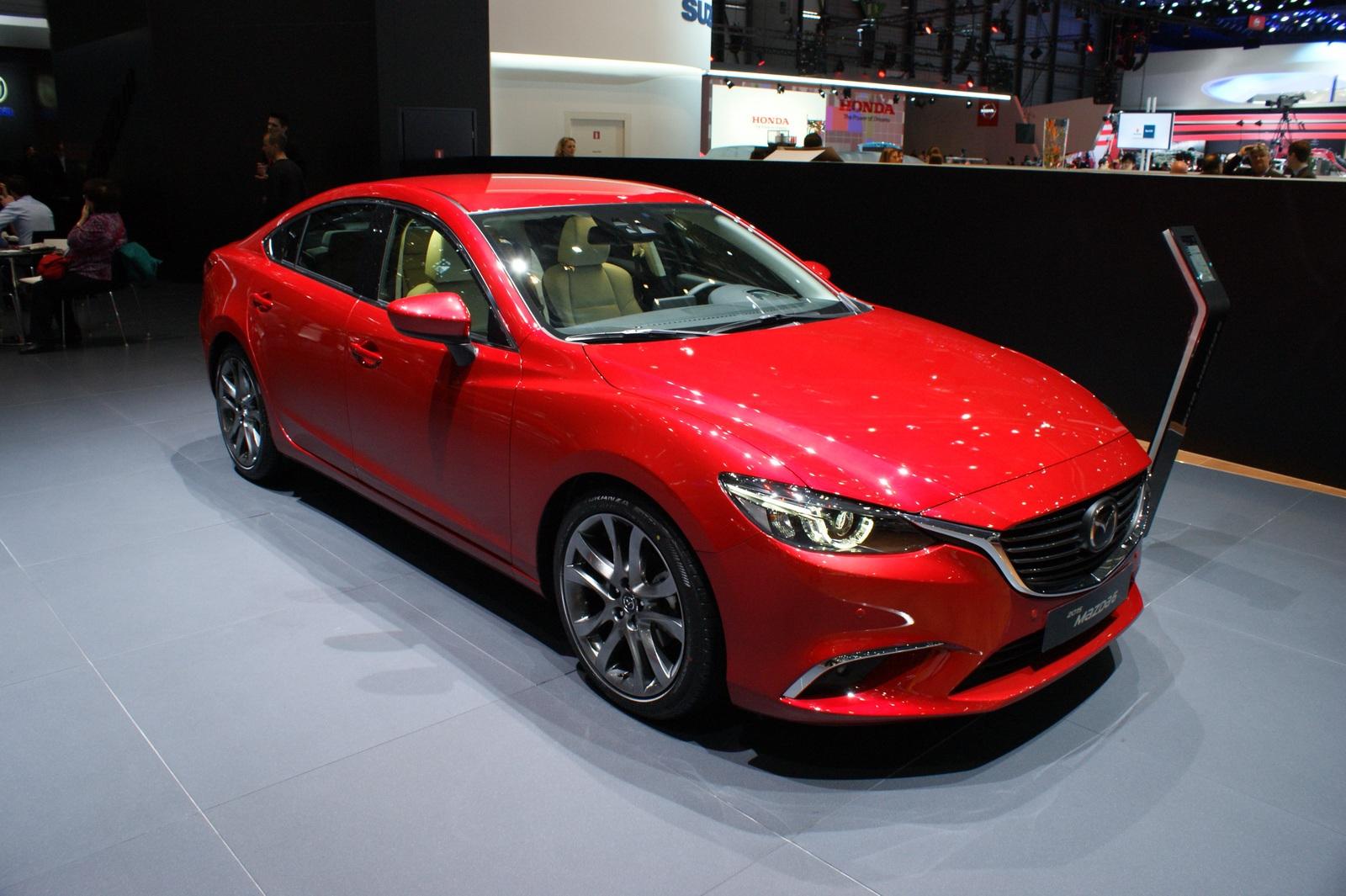 Mazda6 thế hệ mới