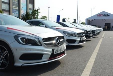 Mercedes-Benz Việt Nam tổ chức Học viện Lái xe an toàn lần thứ 3