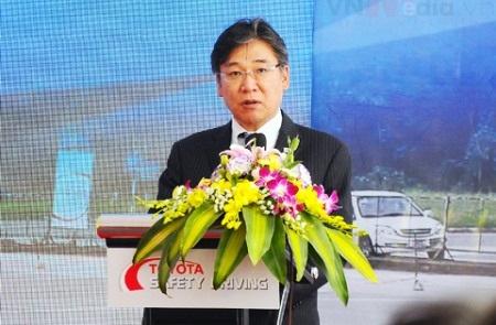 Toyota đã lên kịch bản về chuyện đi và ở tại Việt Nam