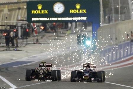 Kết quả F1 Gulf Air Bahrain Grand Prix 2015: