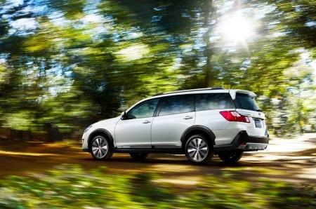 Subaru ra xe Exiga Crossover 7