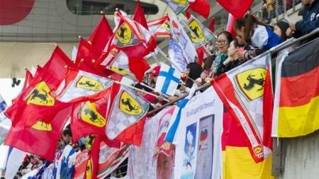 Kết quả F1 Chinese Grand Prix 2015: