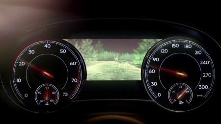 Hé lộ hình ảnh nội thất mẫu SUV đầu tiên của Bentley