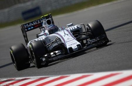 Nico Rosberg chiến thắng thuyết phục