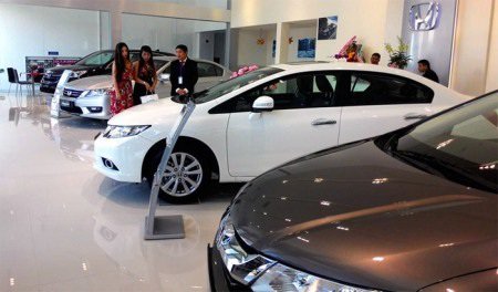 Quyết tăng thuế, tan tành mộng ôtô ngoại giá rẻ