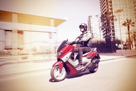 Mẫu scooter mới này của Yamaha sẽ cạnh tranh trực tiếp với Honda PCX.