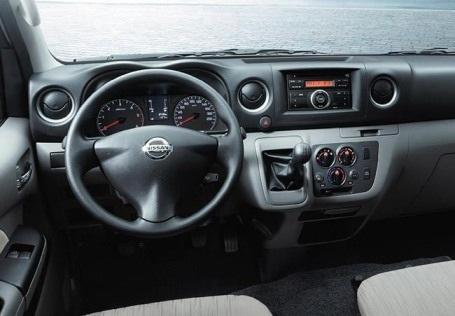 Nissan tham gia phân khúc minibus tại Việt Nam