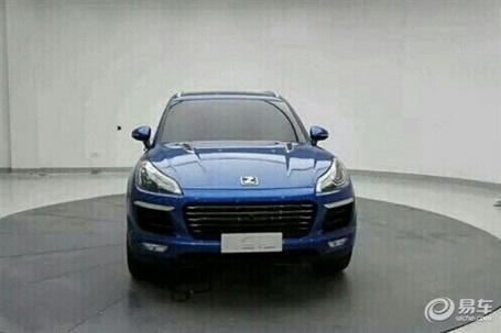 Hãng xe Trung Quốc trắng trợn nhái Porsche Macan