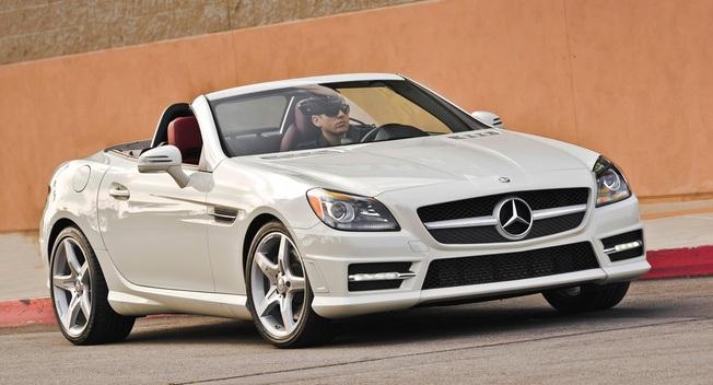 Mercedes-Benz ngừng sử dụng hộp số sàn