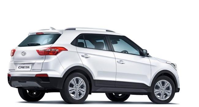 Hyundai chính thức giới thiệu tân binh Creta