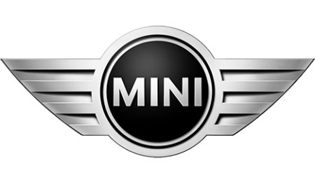 Logo 3D hiện tại của MINI