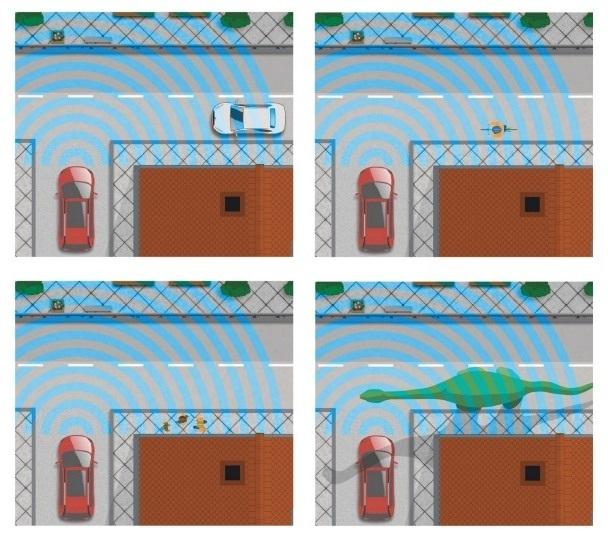 Ford giới thiệu camera hỗ trợ xoá điểm mù mới