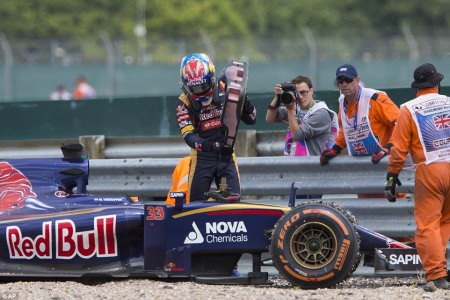 Kết quả chặng 9 F1 British Grand Prix 2015: