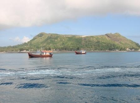 Dòng hải lưu đẩy 2 tàu cá va chạm nhau khiến 1 ngư dân tử vong (Ảnh minh họa).