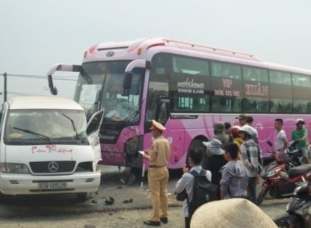 Xe Xuân Tùng đã từng gây tai nạn trước đó 3 ngày cùng trên địa bàn tỉnh Quảng Ngãi.