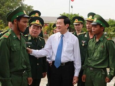 Chủ tịch nước thăm, làm việc tại Kon Tum, Gia Lai