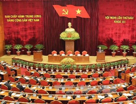 Hội nghị lần thứ sáu Ban Chấp hành Trung ương Đảng khóa XI sau 15 ngày làm việc