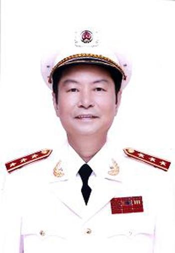 Thượng tướng Phạm Quý Ngọ (Ảnh: Cổng thông tin điện tử Bộ Công an)