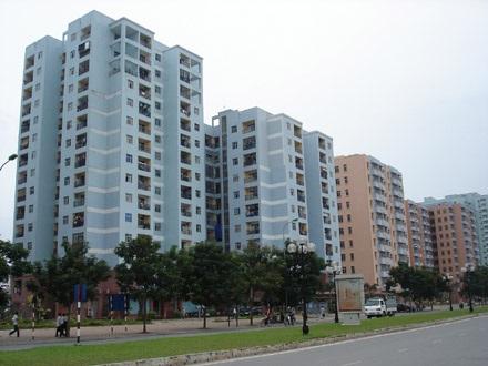 Cách tính diện tích căn hộ chung cư đã được điều chỉnh (Ảnh: Kim Tân)
