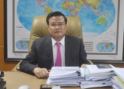 Ông Vũ Văn Cường - Chủ tịch HH thuốc lá VN