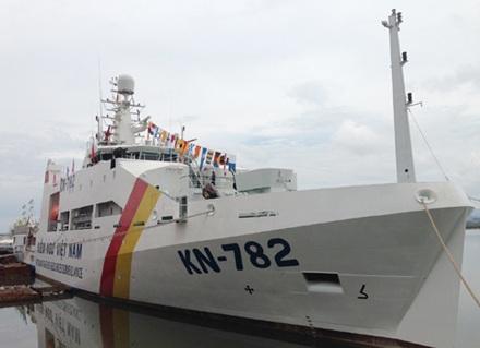 Tàu KN-782.