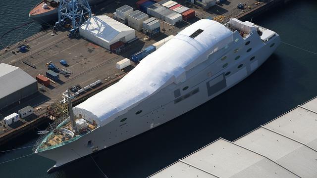 Chiêm ngưỡng du thuyền 400 triệu USD của tỷ phú Nga - 7