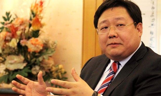 Từ Minh là doanh nhân đã chi rất nhiều tiên cho gia đình Bạc Hy Lai, bao gồm số tiền mua căn biệt thự tại Pháp. (Ảnh: Rex)