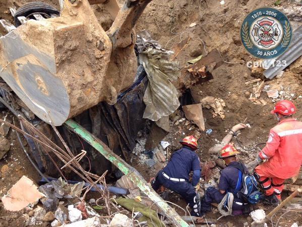 Lở đất kinh hoàng tại Guatemala, 73 người chết - 7